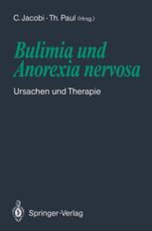 Bulimia und Anorexia nervosa
