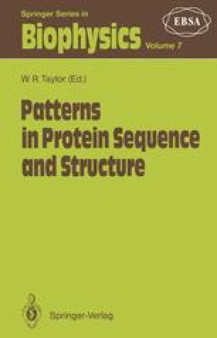 Patterns in Protein Sequence and Structure