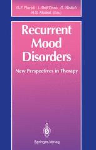 Recurrent Mood Disorders