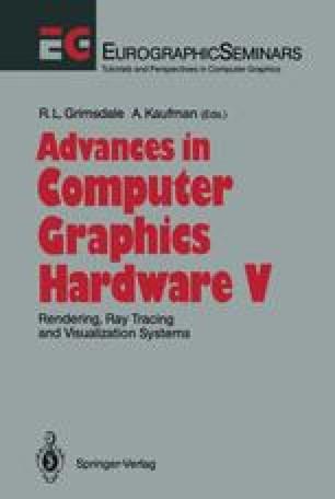 Advances in Computer Graphics Hardware V