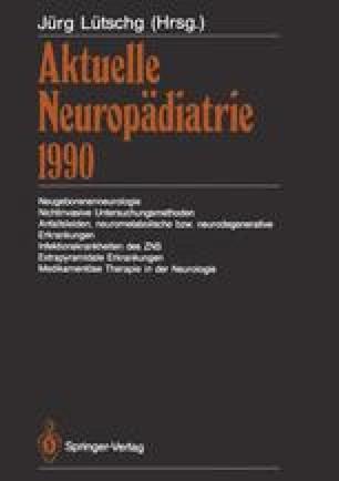 Aktuelle Neuropädiatrie 1990