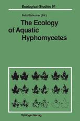 The Ecology of Aquatic Hyphomycetes