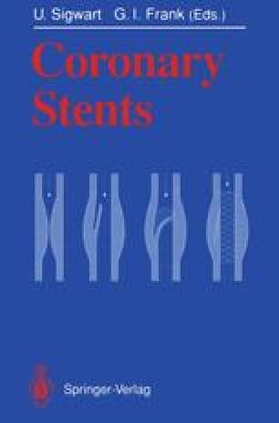 Coronary Stents