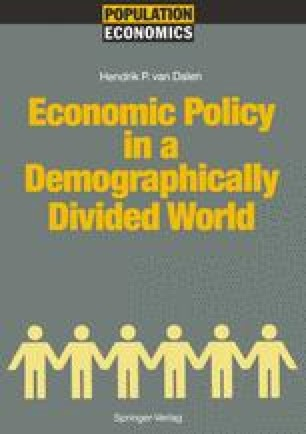 Economic Policy in a Demographically Divided World
