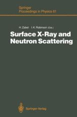 Surface X-Ray and Neutron Scattering