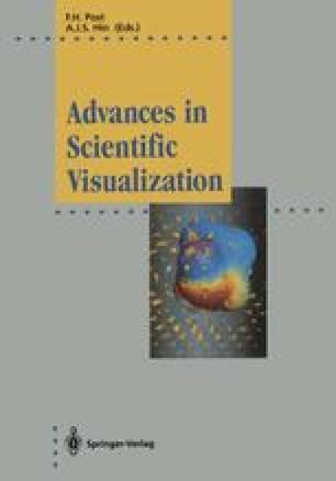 Advances in Scientific Visualization