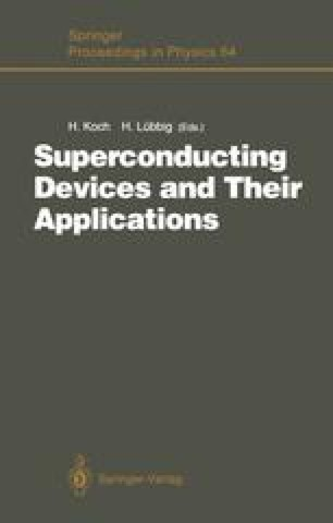 Superconducting Devices and Their Applications