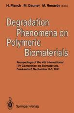 Degradation Phenomena on Polymeric Biomaterials