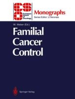 Familial Cancer Control