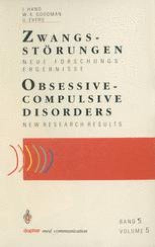 Zwangsstörungen / Obsessive-Compulsive Disorders