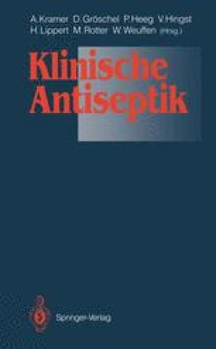 Klinische Antiseptik