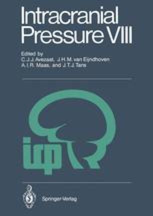 Intracranial Pressure VIII