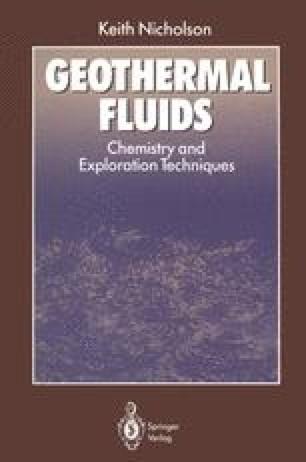 Geothermal Fluids