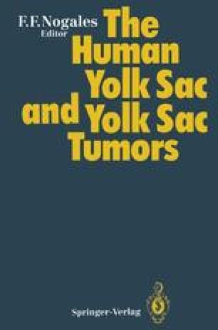 The Human Yolk Sac and Yolk Sac Tumors