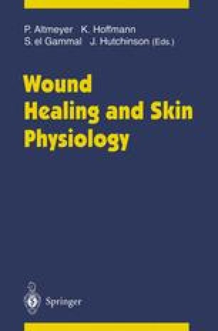 Trace Elements in Normal and Impaired Wound Healing | SpringerLink