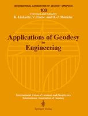 Applications of Geodesy to Engineering