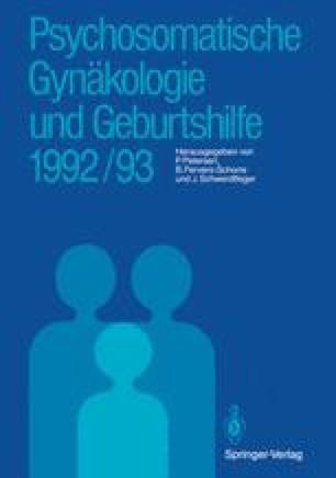 Psychosomatische Gynäkologie und Geburtshilfe 1992/93