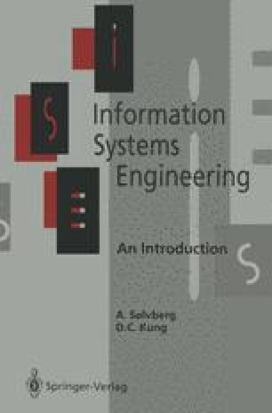 Structured Analysis And Design Springerlink