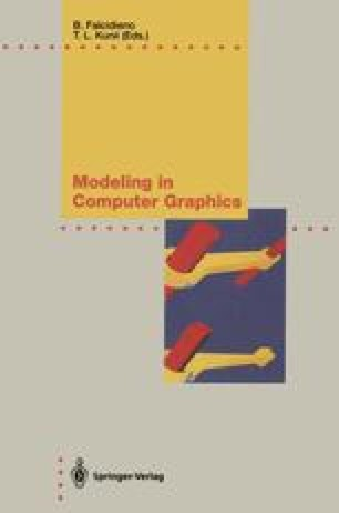 Modeling in Computer Graphics