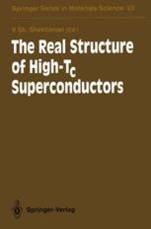The Real Structure of High-Tc Superconductors