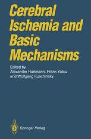 Cerebral Ischemia and Basic Mechanisms