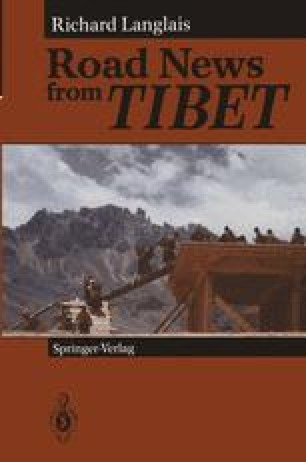 Road News from Tibet