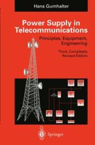 Power Supply in Telecommunications
