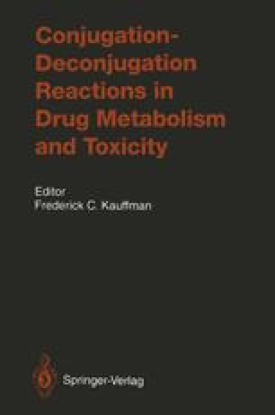 Conjugation—Deconjugation Reactions in Drug Metabolism and Toxicity