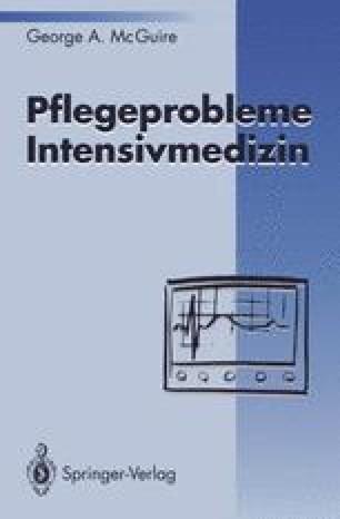 Pflegeprobleme Intensivmedizin