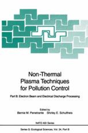 Non-Thermal Plasma Techniques for Pollution Control