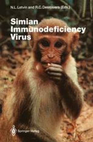 Simian Immunodeficiency Virus