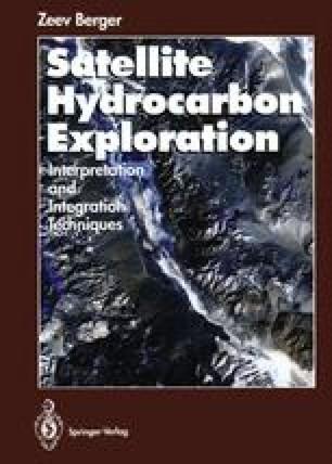Satellite Hydrocarbon Exploration