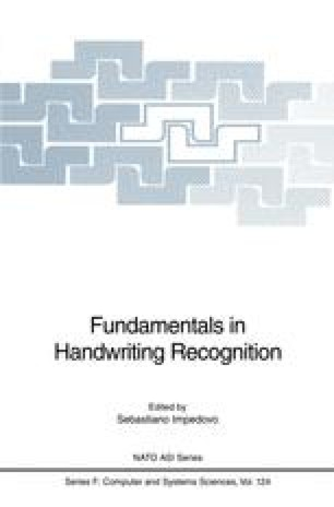 Fundamentals in Handwriting Recognition