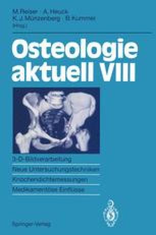 Osteologie aktuell VIII