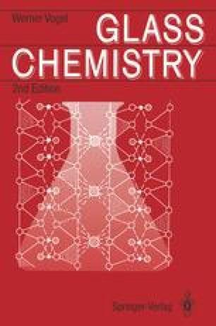 Glass Chemistry