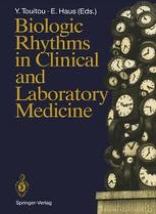 Biologic Rhythms in Clinical and Laboratory Medicine