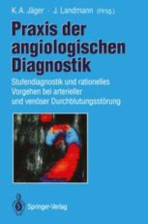 Praxis der angiologischen Diagnostik