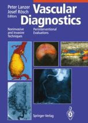 Vascular Diagnostics