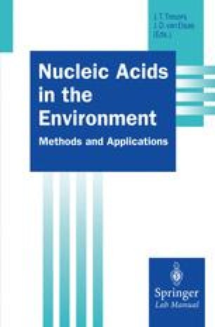 Nucleic Acids in the Environment
