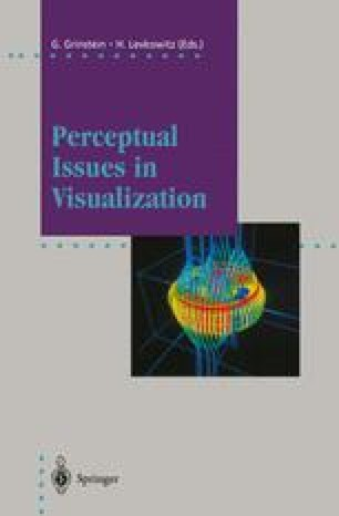 Perceptual Issues in Visualization