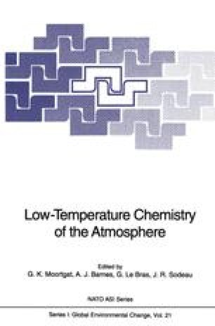 Low-Temperature Chemistry of the Atmosphere