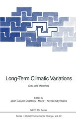 Long-Term Climatic Variations