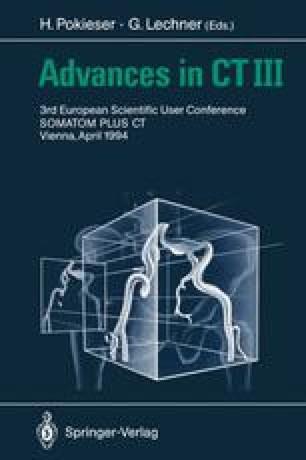 Advances in CT III