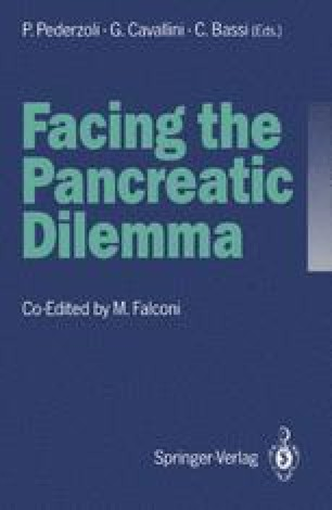 Facing the Pancreatic Dilemma