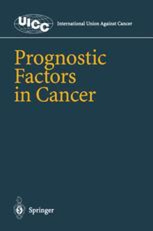 Prognostic Factors in Cancer