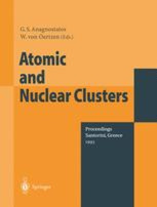 Atomic and Nuclear Clusters