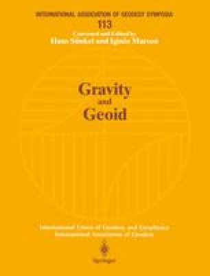 Gravity and Geoid