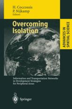Overcoming Isolation