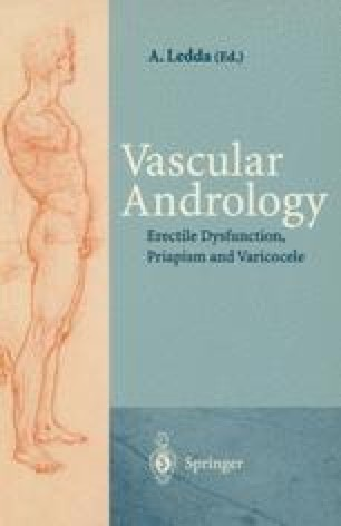 Vascular Andrology