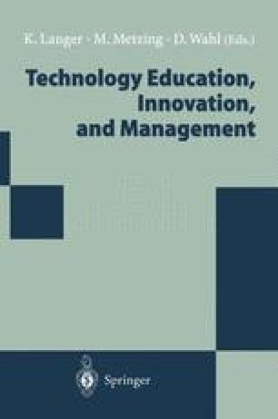 Technology Education, Innovation, and Management